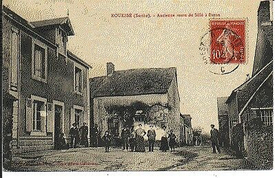 (S-28225) France - 72 - Rouesse Cpa