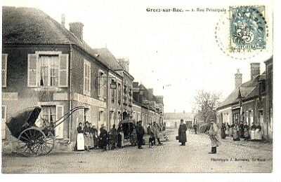 (S-95798) France - 72 - Greez Sur Roc Cpa