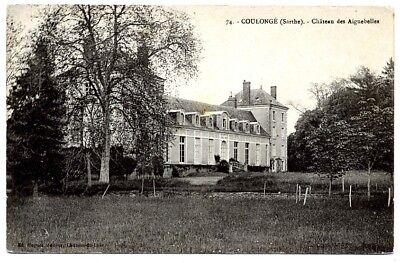 (S-103364) France - 72 - Coulonge Cpa