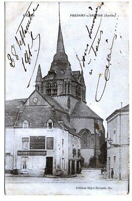 (S-105159) France - 72 - Fresnay Sur Sarthe Cpa