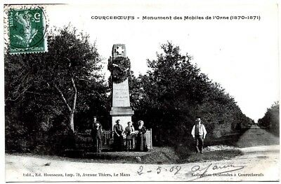 (S-112163) France - 72 - Courceboeufs Cpa