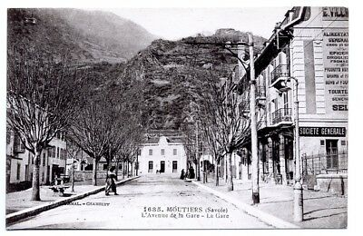 (S-50277) FRANCE - 73 - MOUTIERS CPA      GRIMAL L. ed.