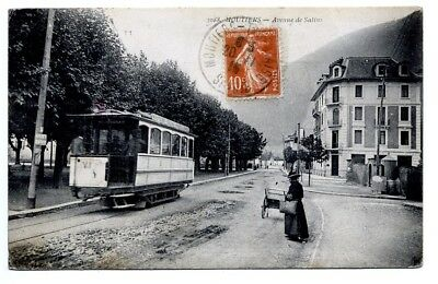 (S-50400) France - 73 - Moutiers Cpa