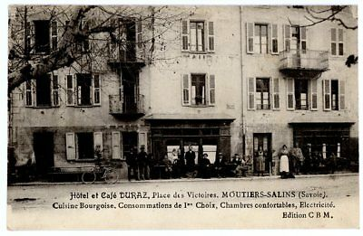 (S-50717) France - 73 - Moutiers Cpa