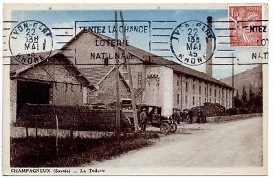 (S-59958) France - 73 - Champagneux Cpa