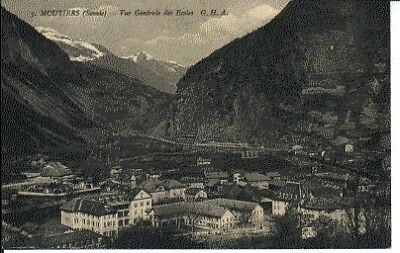 (S-71634) France - 73 - Moutiers Cpa