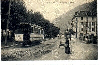 (S-93217) France - 73 - Moutiers Cpa