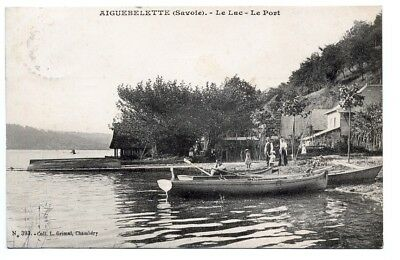 (S-50238) FRANCE - 73 - AIGUEBELETTE CPA      GRIMAL L. ed.
