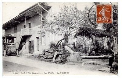 (S-50337) FRANCE - 73 - ST OURS CPA      GRIMAL L. ed.