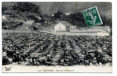 (S-50366) FRANCE - 73 - MOUTIERS CPA      REYNAUD E. ed.
