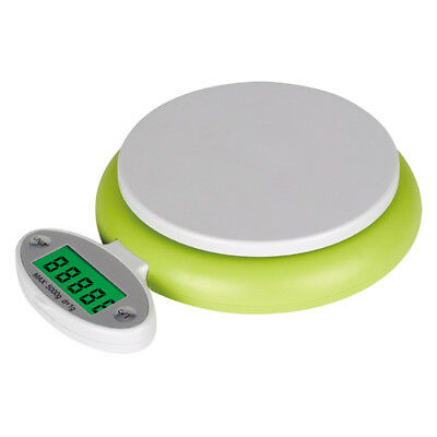 5KG/1g LCD Display Digital Scale Electronic Kitchen Food Diet Scale Weight Tool