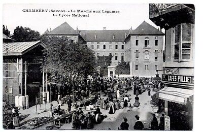 (S-50440) France - 73 - Chambery Cpa