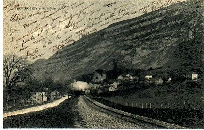 (S-36272) France - 74 - Bossey Cpa