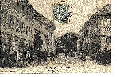 (S-52554) France - 74 - St Gingolph Cpa
