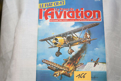 le fana de l'aviation-n°166-le T 33 2°-les Martin167-9/83