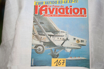 le fana de l'aviation-n°167-les Marylands de la RAF-le Farman 200-10/83