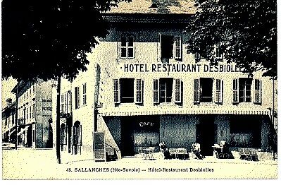 (S-55327) France - 74 - Sallanches Cpa