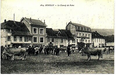 (S-52256) FRANCE - 74 - RUMILLY CPA      REYNAUD E.  ed.