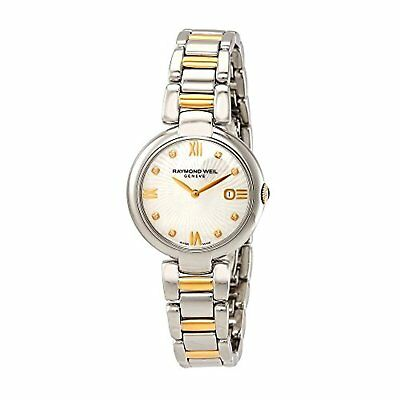 ddbfe4181 RAYMOND WEIL WOMEN'S 'Shine' Quartz Stainless Steel Dress Watch, Color:Two  Tone - $1,450.00 | PicClick