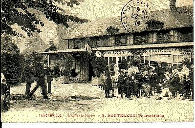 (S-40154) France - 76 - Tancarville Cpa