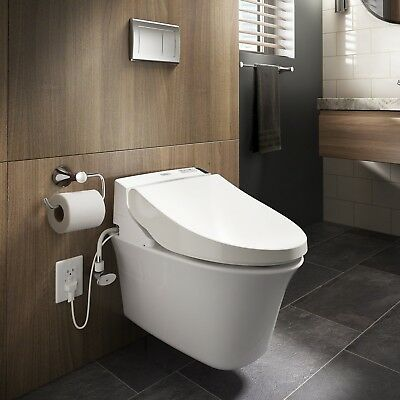 Stupendous Toto Washlet C200 Elongated Bidet Toilet Seat With Premist Pdpeps Interior Chair Design Pdpepsorg