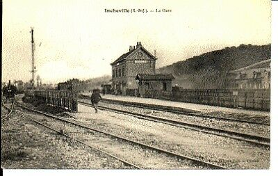 (S-72931) France - 76 - Incheville Cpa