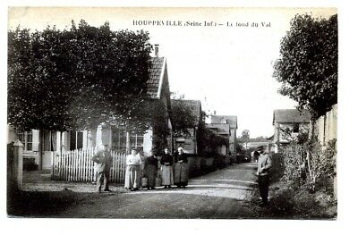 (S-105951) France - 76 - Houppeville Cpa