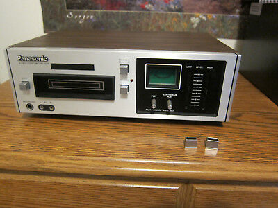 Panasonic RS-805US 8 Track Stereo Deck