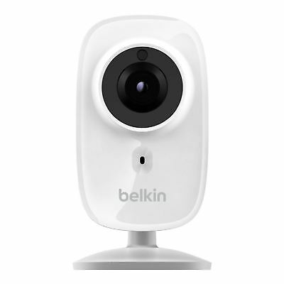 Belkin WIFI High Definition Night Vision Netcam for iOS/Android Devices F7D7602