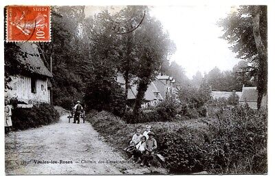 (S-116345) France - 76 - Veules Les Roses Cpa