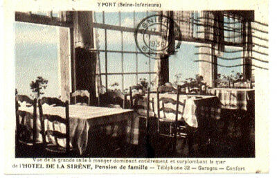(S-100833) France - 76 - Yport Cpa