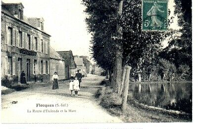(S-98380) France - 76 - Flocques Cpa
