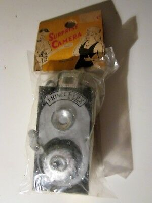 PRINCE FLEX TIN WORM CAMERA - Complete with Scarce Worm NOS In Package