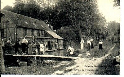 (S-28272) France - 80 - Ailly Sur Noye Cpa
