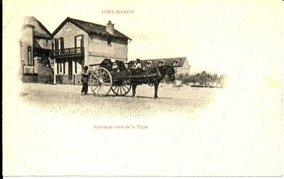 (S-28483) France - 80 - Fort Mahon Plage Cpa