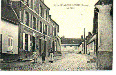 (S-86158) France - 80 - Bray Sur Somme Cpa