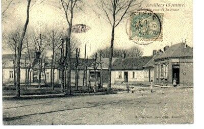 (S-89009) FRANCE - 80 - ARVILLERS CPA      HACQUART O.  ed.