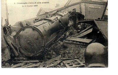 (S-89013) France - 80 - Ailly Sur Somme Cpa