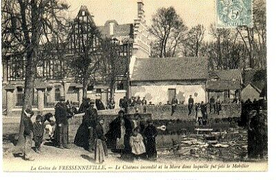 (S-98636) France - 80 - Fressenneville Cpa