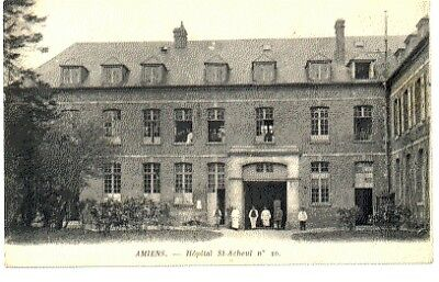 (S-91856) France - 80 - Amiens Cpa