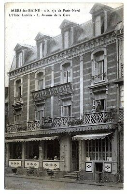 (S-109927) France - 80 - Mers Les Bains Cpa