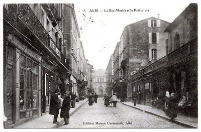 (S-26227) FRANCE - 81 - ALBI CPA      MAISON UNIVERSELLE ed.
