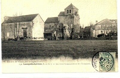 (S-98947) France - 82 - Lacapelle Livron Cpa