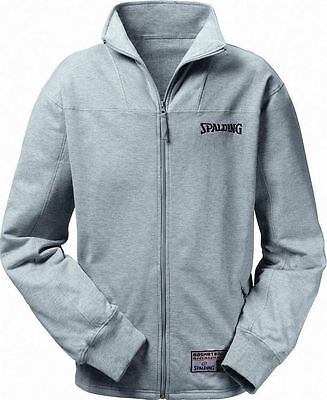 Spalding Authentic Zipper Jacke! Sweatjacke, Full Zipp, Trainingsjacke *NEU* Top