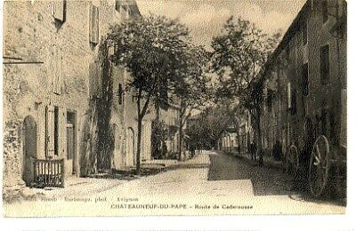 (S-97817) France - 84 - Chateauneuf Du Pape Cpa