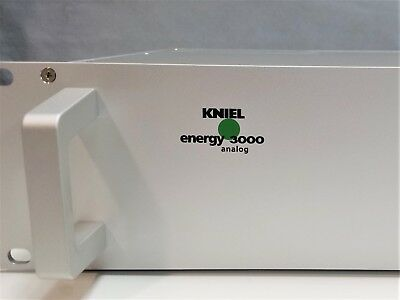 KNIEL ENERGY 3000 Analog Primary Switched Power Supply, 140VDC, 25A, 3000W