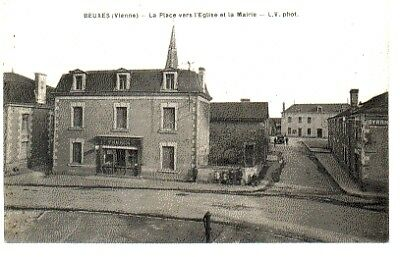 (S-92368) France - 86 - Beuxes Cpa