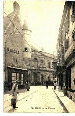(S-94606) France - 86 - Poitiers Cpa