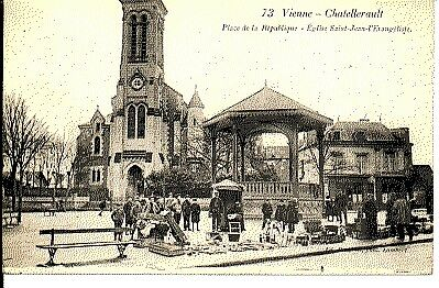 (S-25962) France - 86 - Chatellerault Cpa