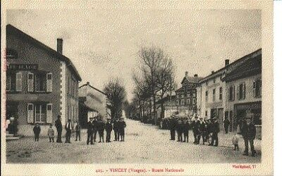 (S-27461) FRANCE - 88 - VINCEY CPA      BOUTEILLER A.  ed.